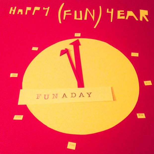Fun, Funaday, Dundee, art, 2014,