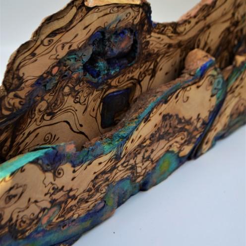 Kirsty Dalton- landscape sculpture